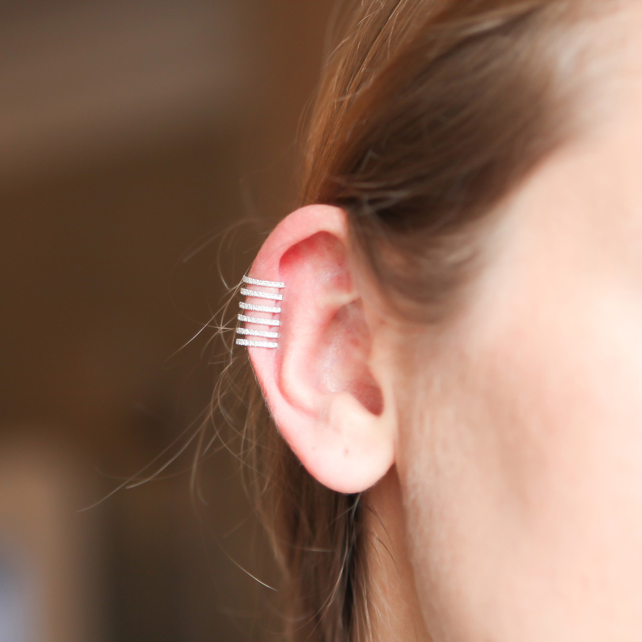 ELISE DRAY DIAMOND EAR CUFF REVIEW
