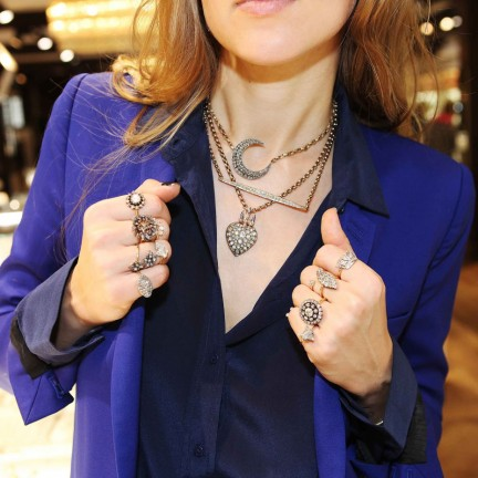 JEWELRY DESIGNER OF THE MONTH: ANNINA VOGEL