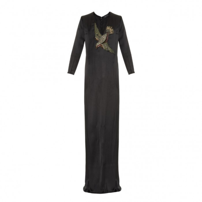 GUCCI silk gown £3,680