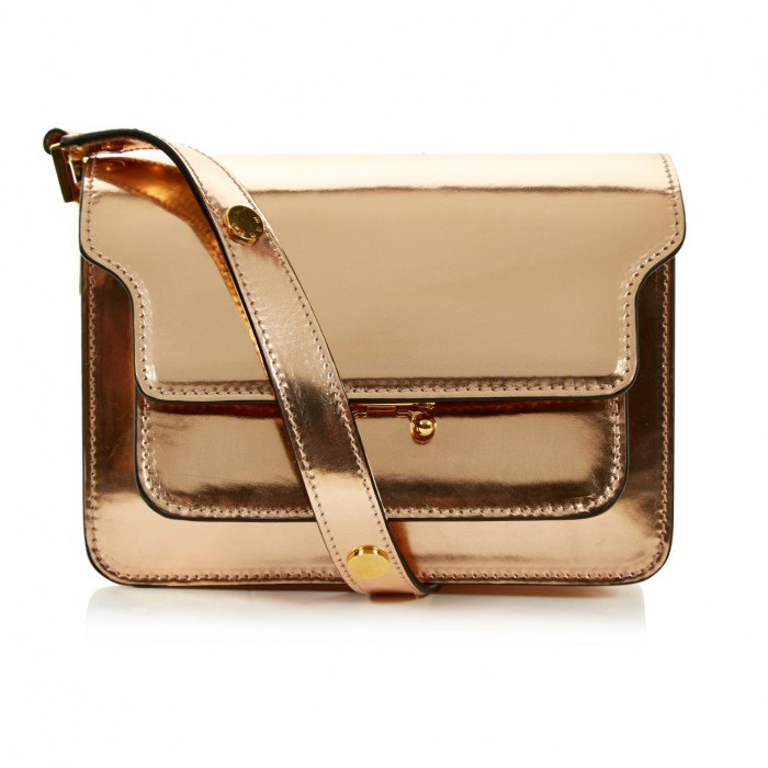 MARNI Trunk bag £1,030