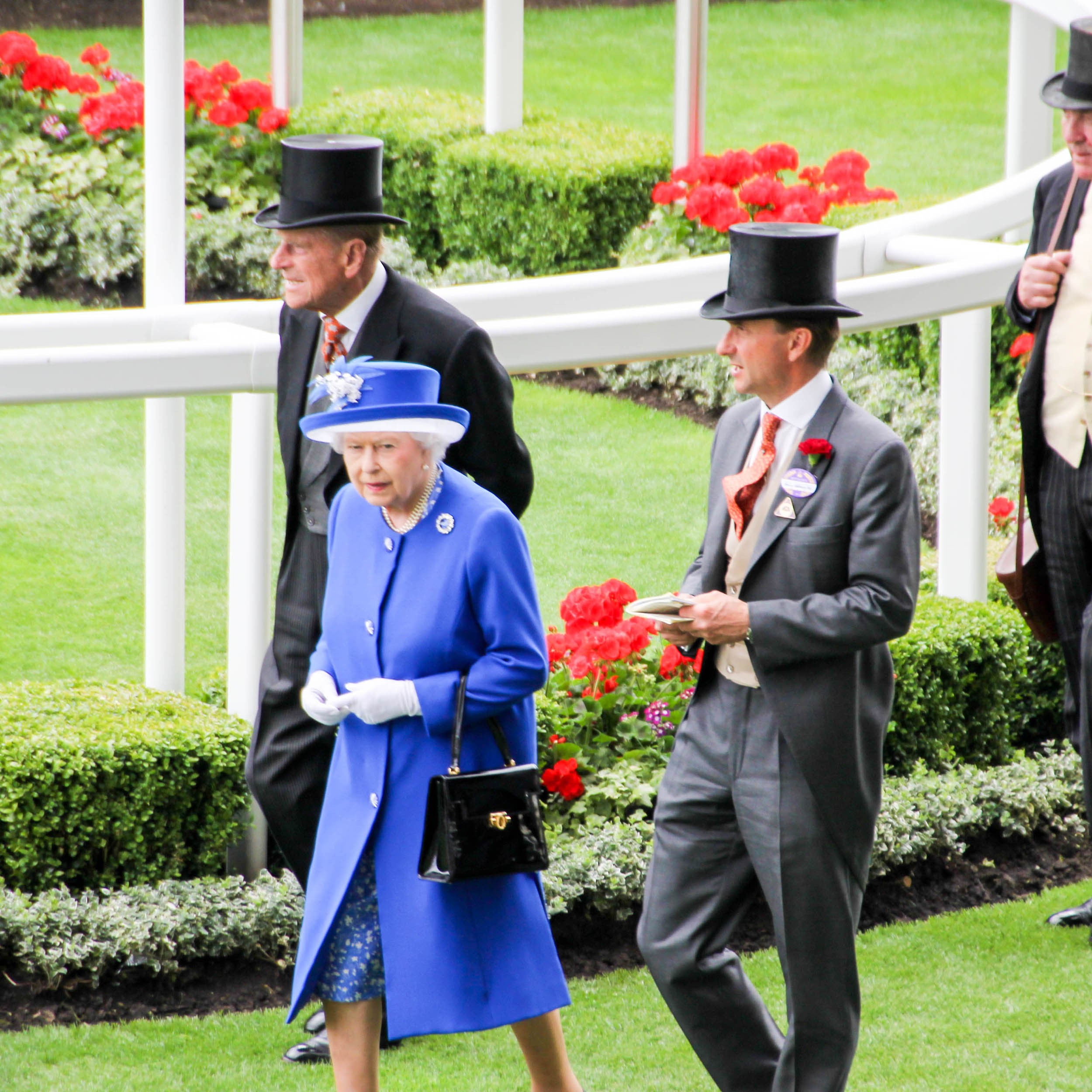 THE QUEEN'S 90TH BIRTHDAY AND HER FAVOURITE JEWELS, THE ROYAL ASCOT