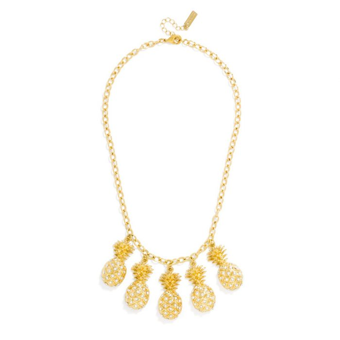 BAUBLE BAR Pineapples Necklace