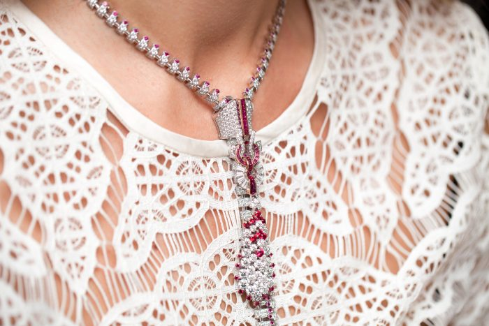 Van Cleef & Arpels_The Zip Necklace_GEMOLOGUE_Liza Urla