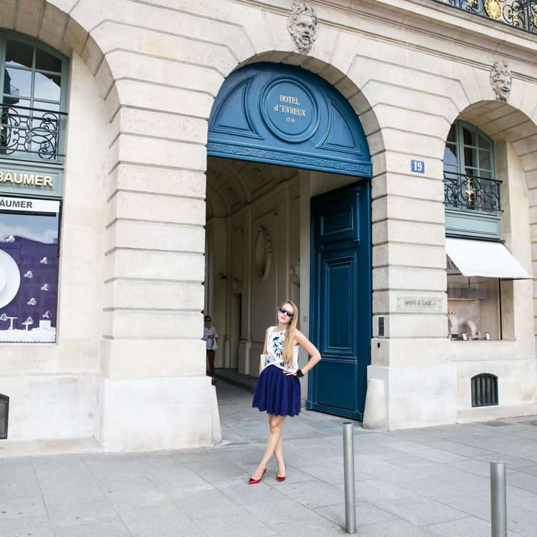 WITH VAN CLEEF & ARPELS IN PARIS, L'ARCHE DE NOÉ EXHIBITION