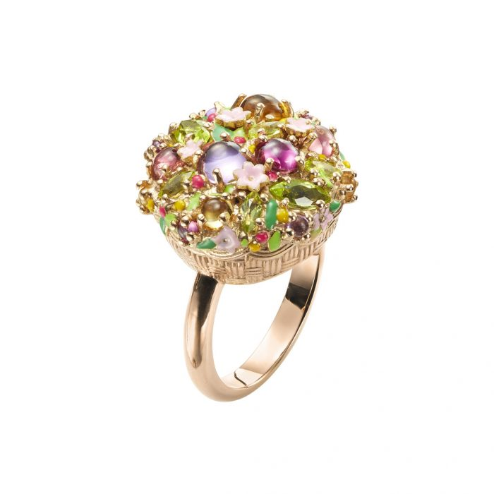 Mattioli Arcimboldo Gemstone Ring
