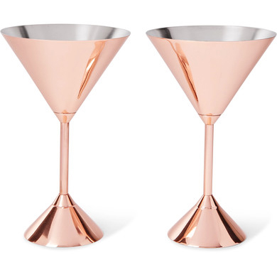 Tom Dixon Martini Glasses
