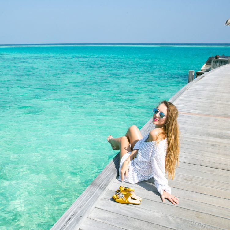 GET THE LOOK…FLIRTING WITH LIFE MALDIVES