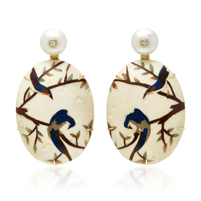 Silvia Furmanovich Drop Earrings