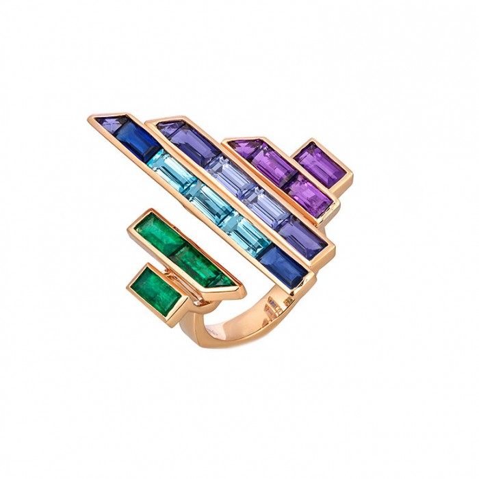 Tomasz Donocik Emerald Ring $6500