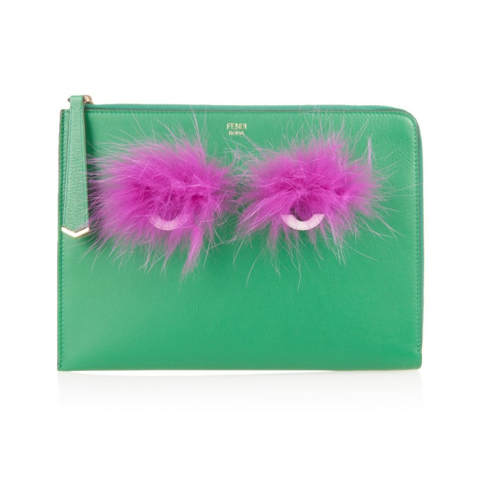 FENDI leather pouch £480