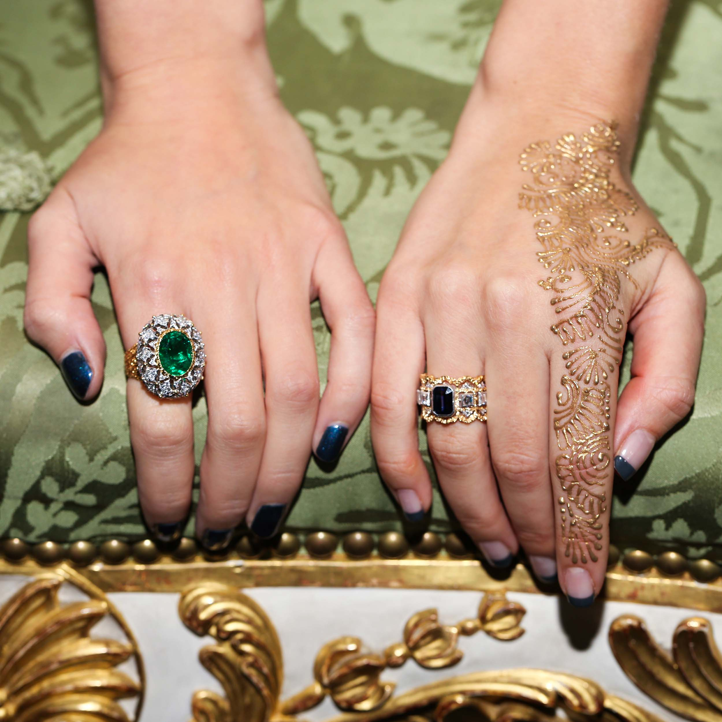 BE A JEWELLERY BLOGGER FOR AN EVENING, BUCCELLATI WITH CHLOE CUNNINGHAM