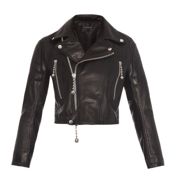UNDERCOVER leather biker jacket £582