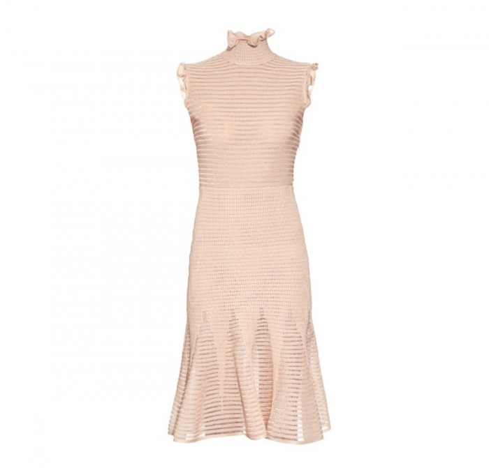 ALEXANDER MCQUEEN dress £1,535