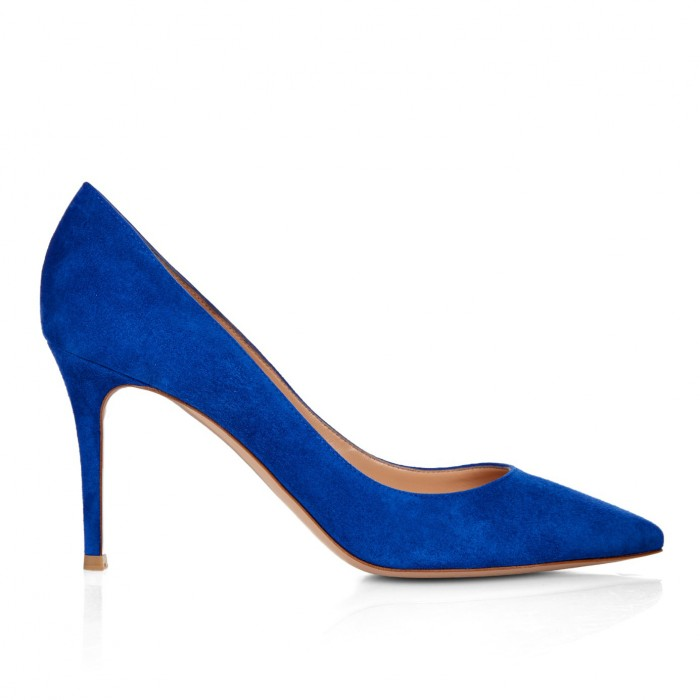GIANVITO ROSSI pumps £445