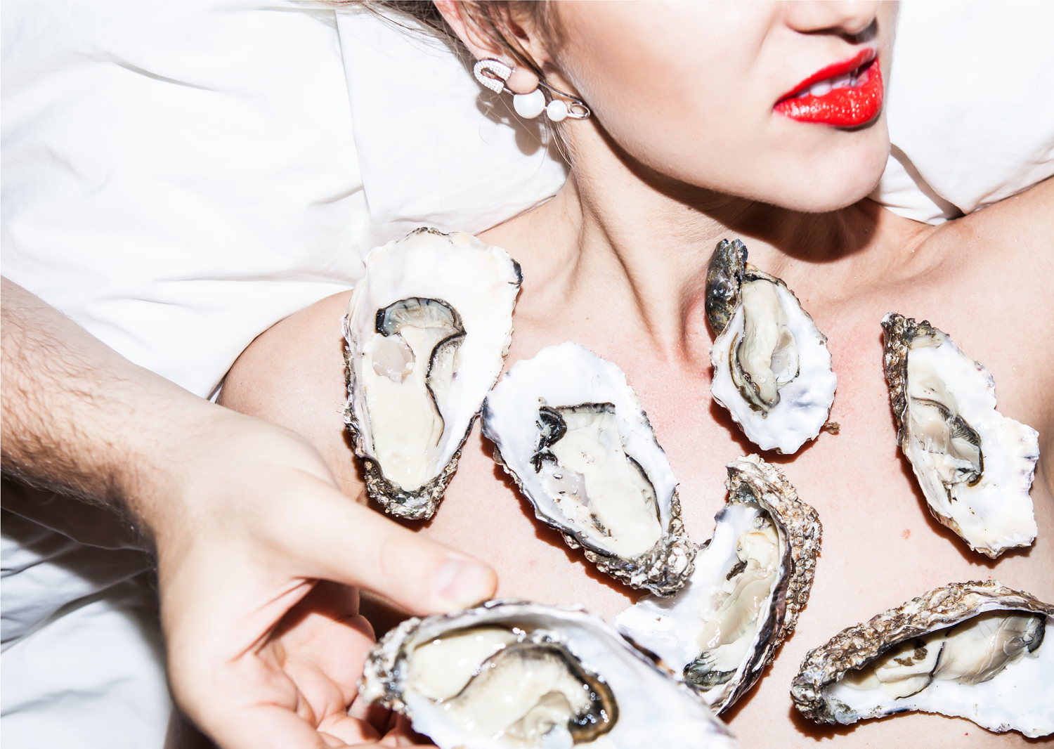 BACKSTAGE PASS: PEARLS, OYSTERS AND ROMANCE, MASTERED WITH NICK KNIGHT