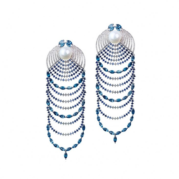 Leyla Abdollahi earrings $18,900