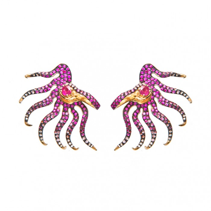 Leyla Abdollahi earrings $7,500