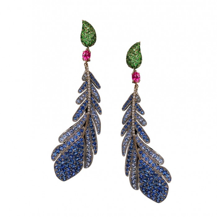 Nisan earrings $5,800