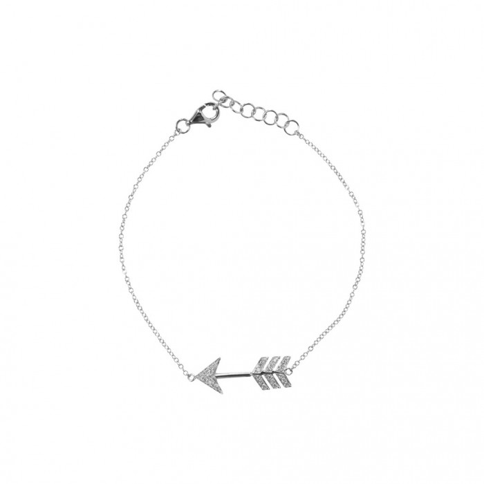 Plukka arrow bracelet $540