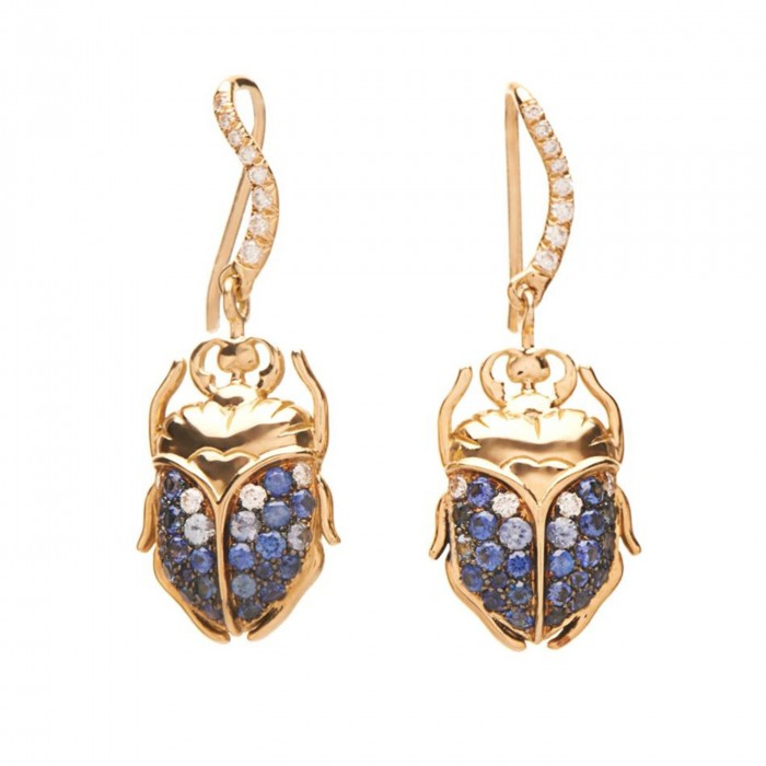 AURÉLIE BIDERMANN earrings £5,930