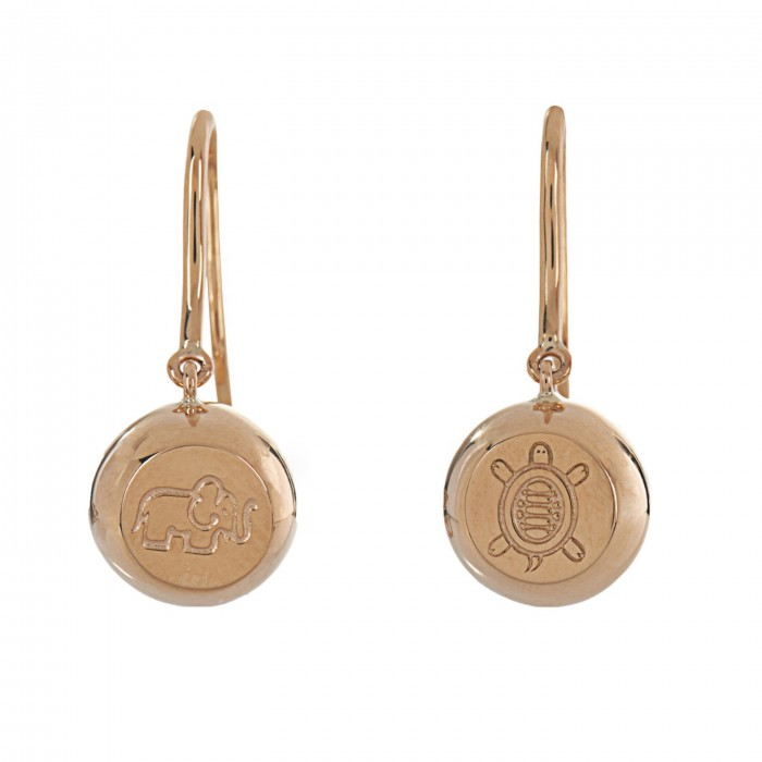 AURÉLIE BIDERMANN earrings £810