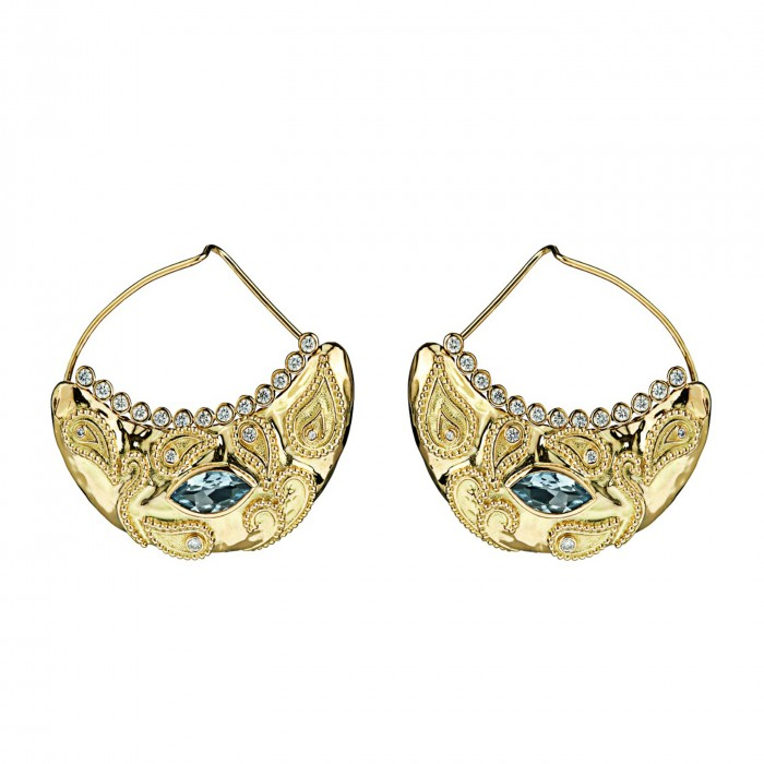 AURÉLIE BIDERMANN earrings £8,905