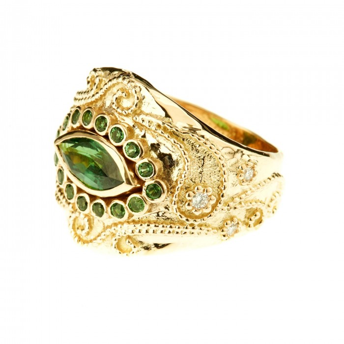 AURÉLIE BIDERMANN ring £5,095