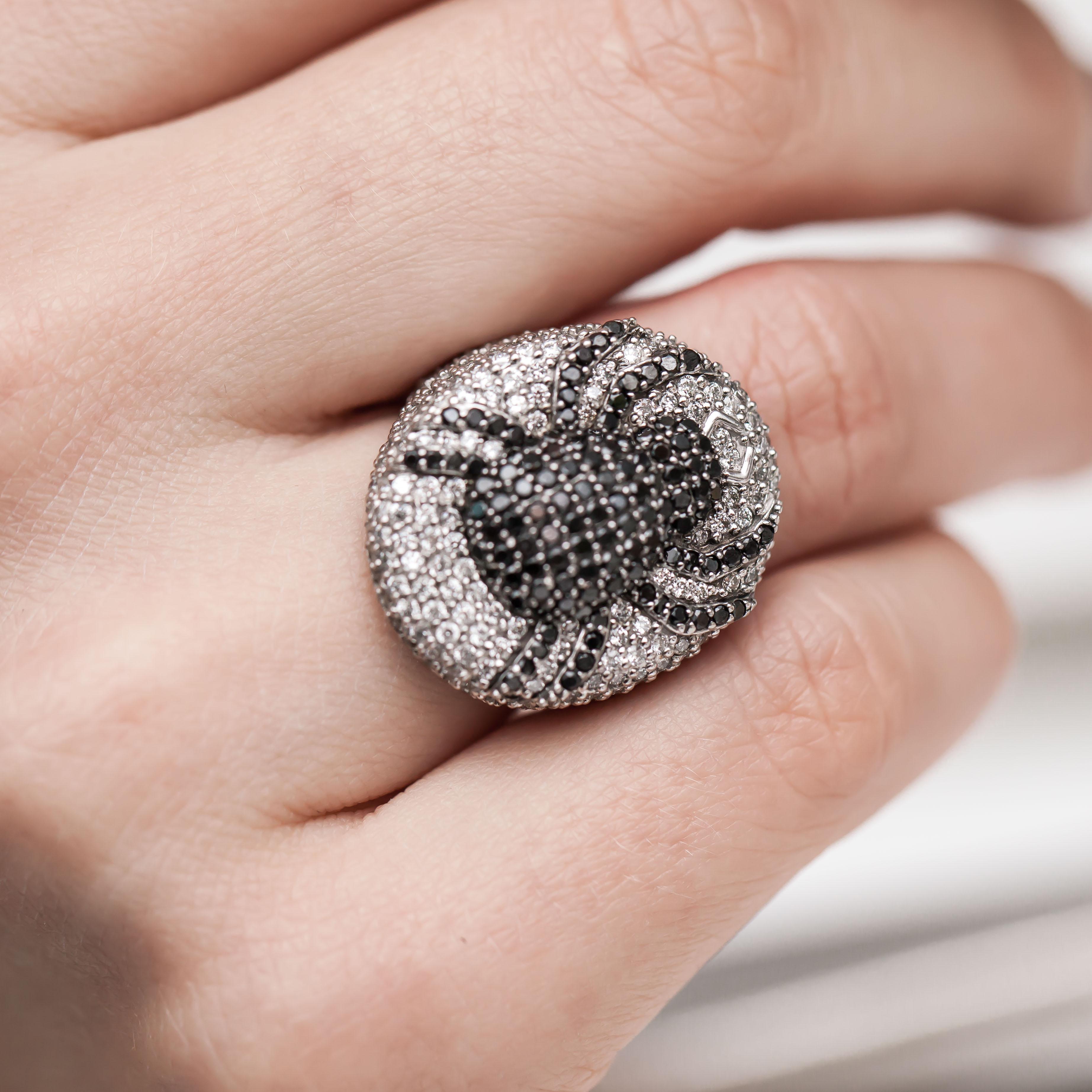 JANE BERG BLACK CHARLOTTE RING REVIEW