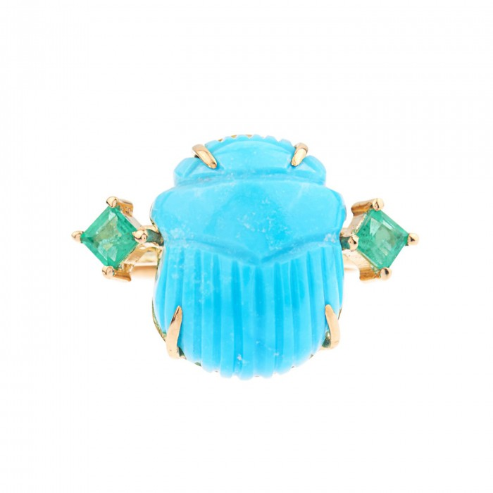 SILVIA FURMANOVICH ring £2,185