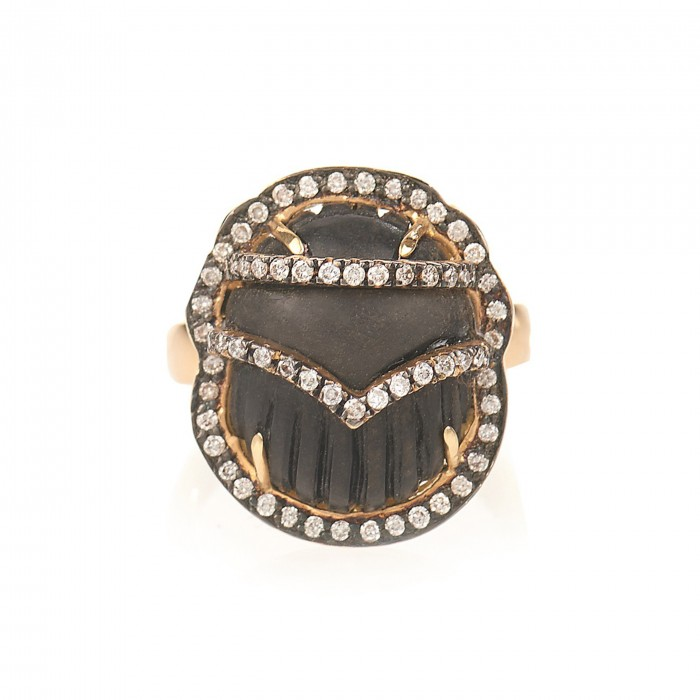 SILVIA FURMANOVICH ring £3,058