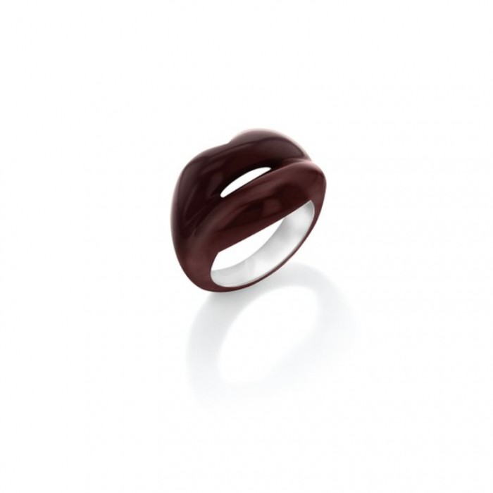 Solange Hotlips Black Cherry Ring £69