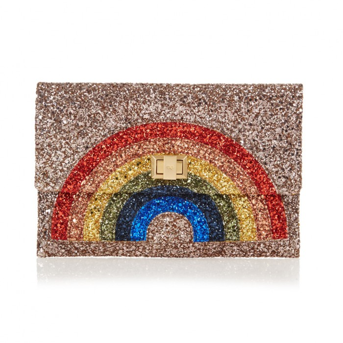 ANYA HINDMARCH clutch £450