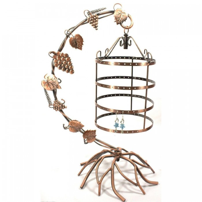 Antique Birdcage Jewelry Holder £42.43