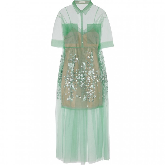DELPOZO tulle gown £3,405