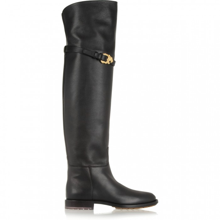 VALENTINO Animalia leather over-the-knee boots £741