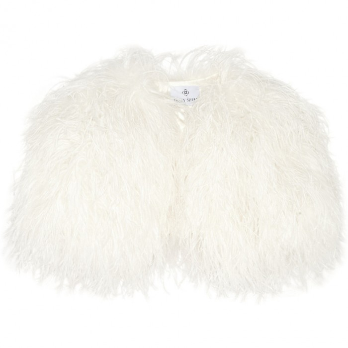 DAIZY SHELY Feather jacket