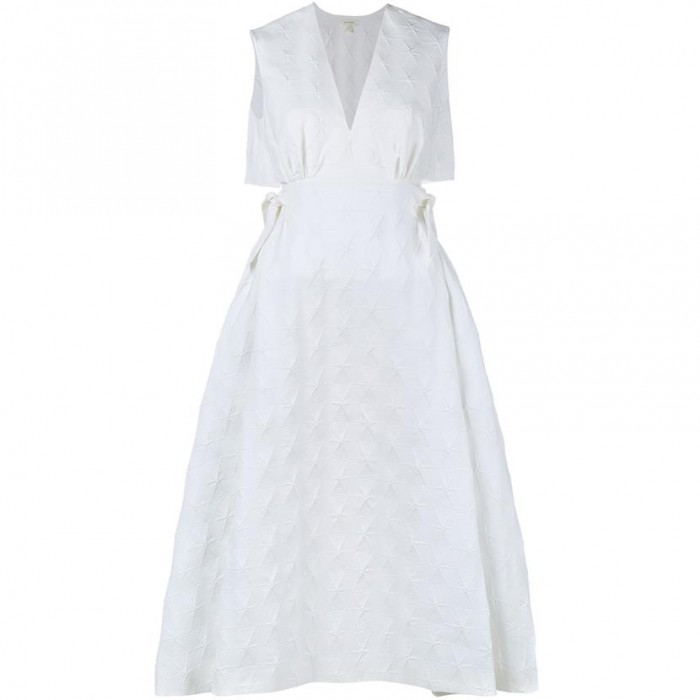 DELPOZO Sleeveless Dress
