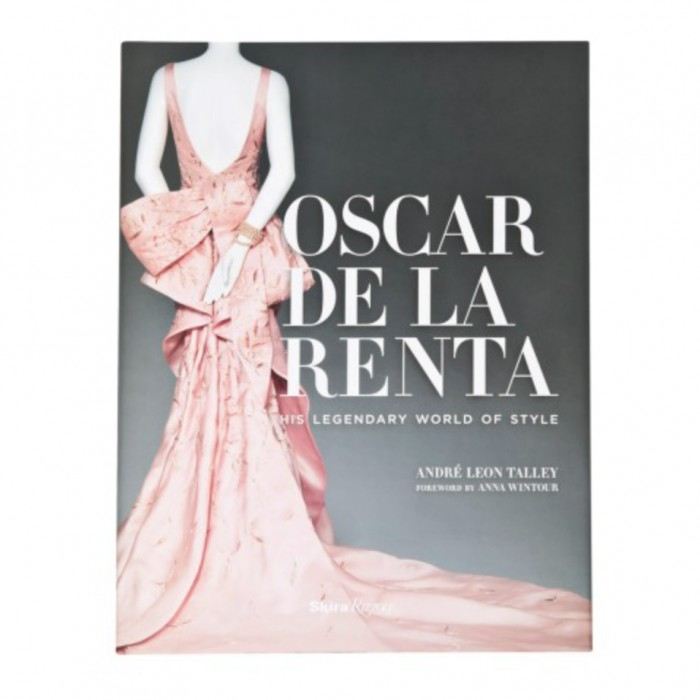 Oscar De La Renta His Legendary World Of Style
