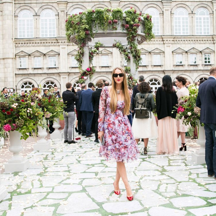 GET THE LOOK: WEDDING IN MOSCOW