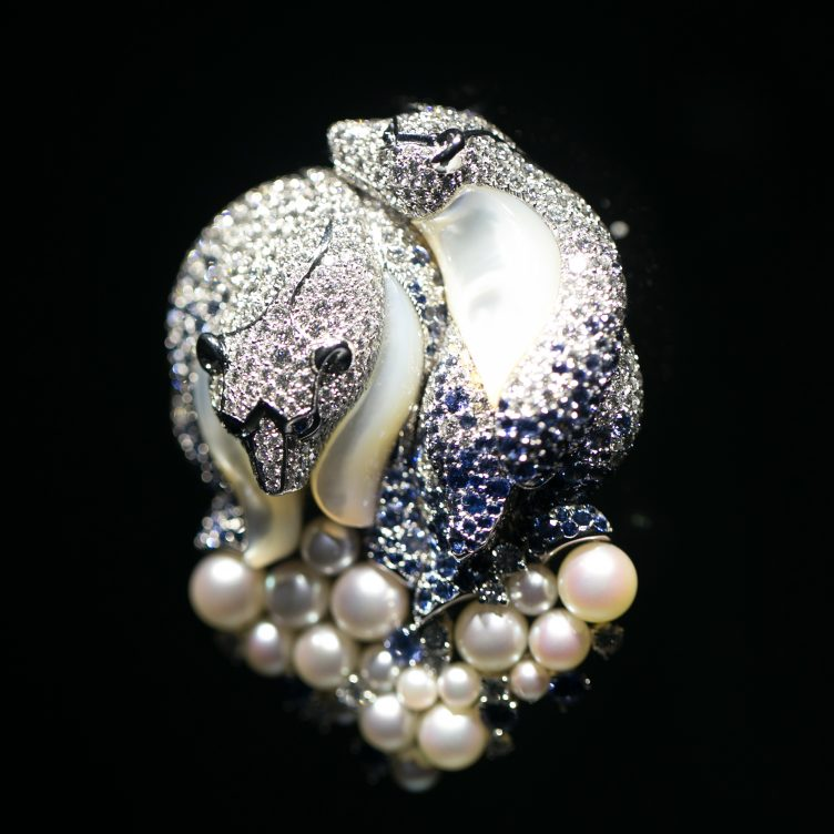 "VAN CLEEF & ARPELS ""L'ARCHE DE NOÉ"" HIGH JEWELLERY COLLECTION"