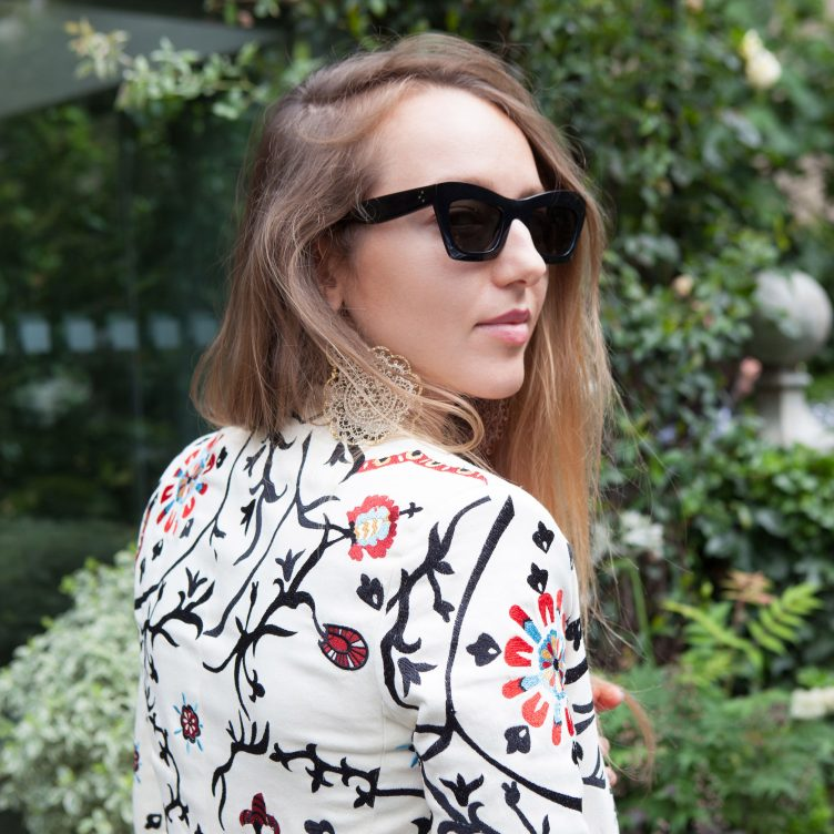 GET THE LOOK: IVY CHELSEA GARDEN WITH IRADJ MOINI
