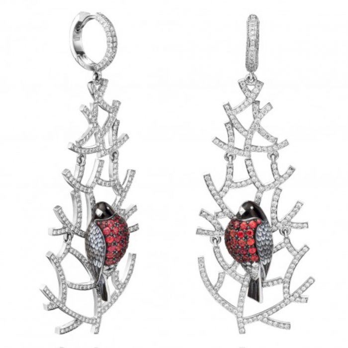 Ilgiz Fazulzyanov Earrings