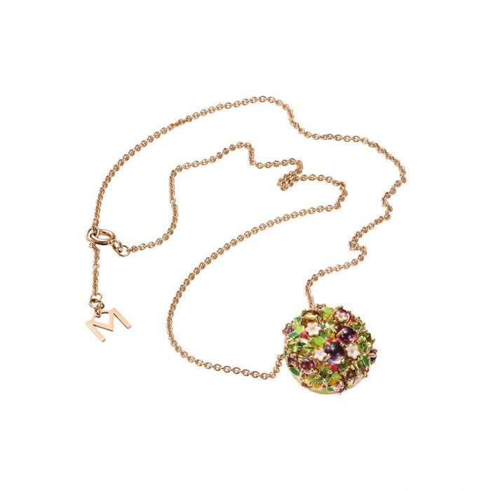Mattioli Arcimboldo Mixed Gemstone Necklace