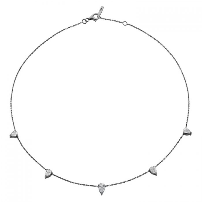 Jack Vartanian Diamond Drop Choker