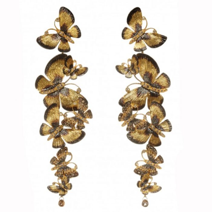 Annoushka Butterflies Earrings