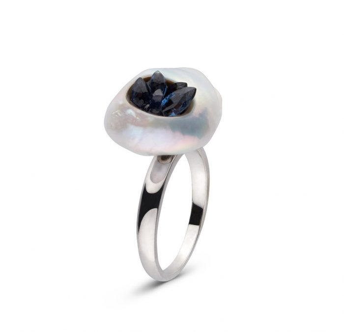Little H Sapphire Grotto Ring