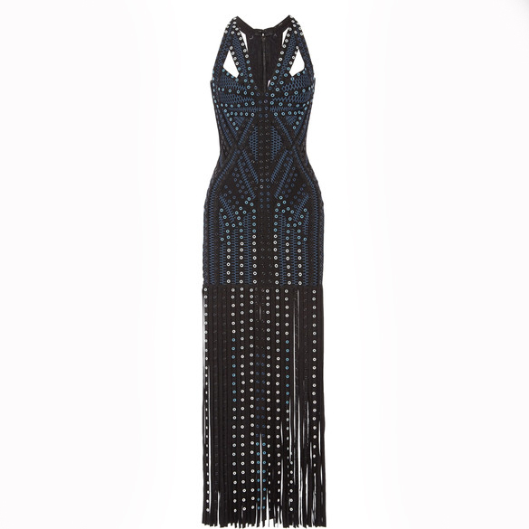 HERVÉ LÉGER maxi dress