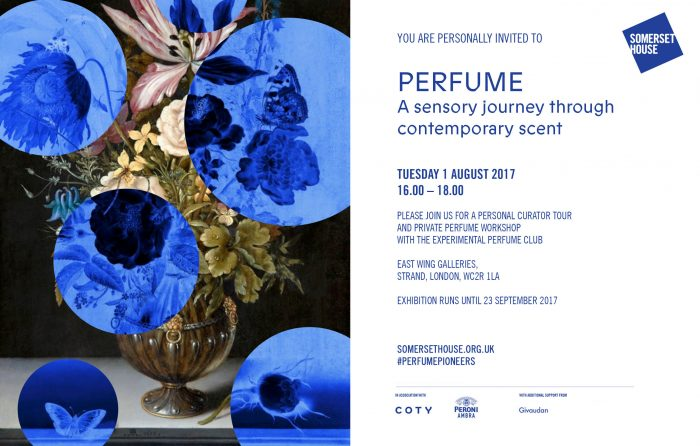 Perfume - A Sensory Journey_Somerset House