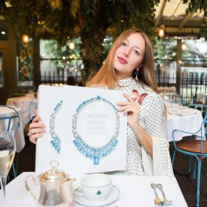 GEMOLOGUE_Liza Urla_jewellery blogger_jewelry blog_jewellery Book review_Women Jewellery Designers_the Antique Collectors' Club_Juliet Weir-de La Rochefoucauld_jewellery book