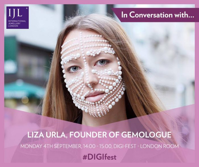 GEMOLOGUE_Liza Urla_IJL Talk_Jewellery London Talk_Jewellery Influencer_Jewellery Blog_London jewellery_jewellery industry_IJL 2017